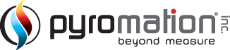 Pyromation, Inc. Logo - Thermocouple, RTD, Thermowell and Temperature Sensor Manufacturer